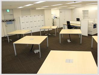 7階執務室