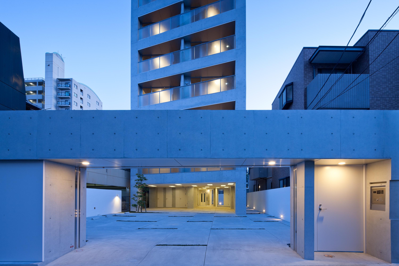 赤坂ラテ  高級感ある賃貸マンション