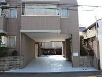 コート上野毛 貸駐車場